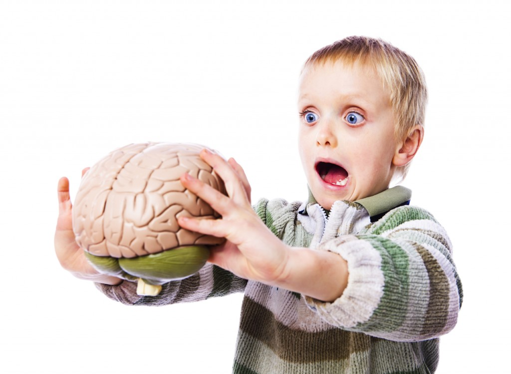 Child-with-Brain-Shock