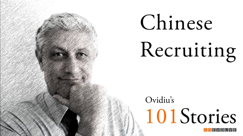 Chinese recruiting
